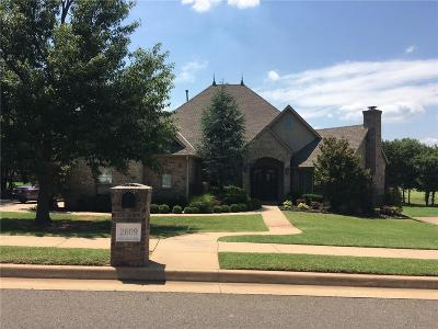 Edmond Single Family Home For Sale: 2809 Cumberland Drive