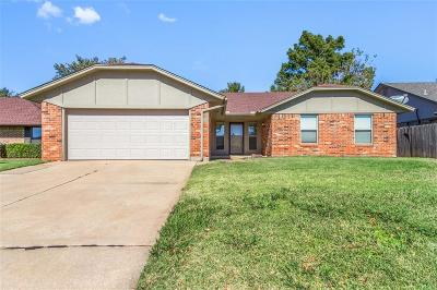 Edmond Single Family Home For Sale: 101 Pueblo