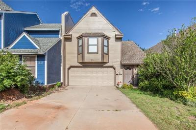 Edmond Condo/Townhouse For Sale: 313 Abilene Avenue