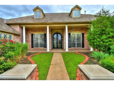 Oklahoma City Single Family Home For Sale: 12716 Whitefield Circle