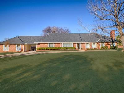 Oklahoma City Single Family Home For Sale: 3341 Rock Hollow Road
