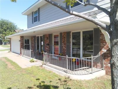 Oklahoma City Single Family Home For Sale: 2437 NW 109th Street
