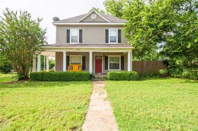Guthrie Single Family Home For Sale: 1701 W Logan Avenue