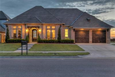 Norman Single Family Home For Sale: 3012 Rolling Woods Drive