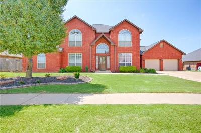Oklahoma City OK Single Family Home For Sale: $279,900