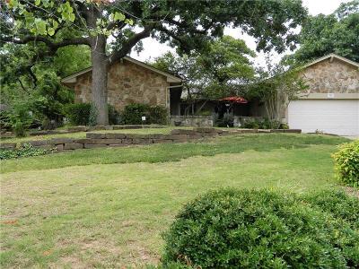 Edmond Single Family Home For Sale: 705 Pine Oak