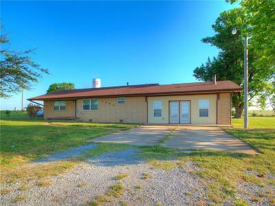 Tuttle Single Family Home For Sale: 4203 E Highway 37