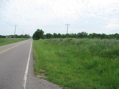 Shawnee Residential Lots & Land For Sale: N Kickapoo- Tract 1