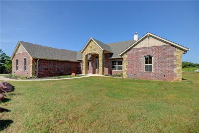 Luther Single Family Home For Sale: 22523 Territory Ridge