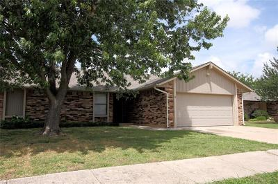 Oklahoma City Single Family Home For Sale: 12513 Hickory Hollow