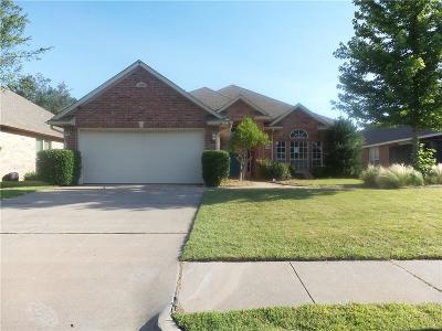 Oklahoma City OK Single Family Home Sale Pending: $147,000