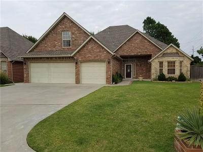 Midwest City Single Family Home For Sale: 1450 Emma