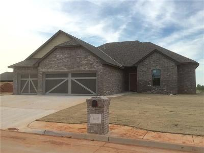 Warr Acres Single Family Home For Sale: 5405 Painted Pony Road