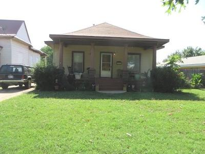 Chickasha Single Family Home For Sale: 316 S 6th Street