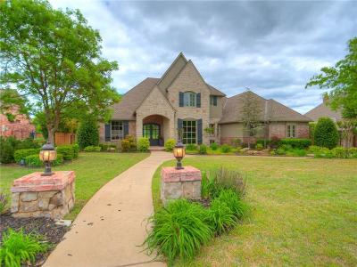 Edmond Single Family Home For Sale: 3720 Redmont Trace