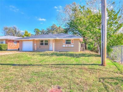 Oklahoma City Single Family Home For Sale: 2500 N Peniel Street