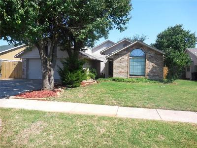 Oklahoma City Single Family Home For Sale: 8105 NW 113th