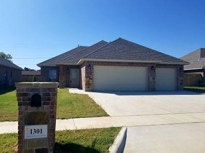 Single Family Home For Sale: 1301 Dustbowl Lane