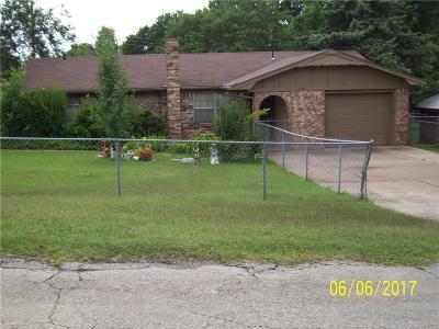 Single Family Home For Sale: 518 E McCall