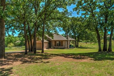 Guthrie Single Family Home For Sale: 11725 Stonecrest