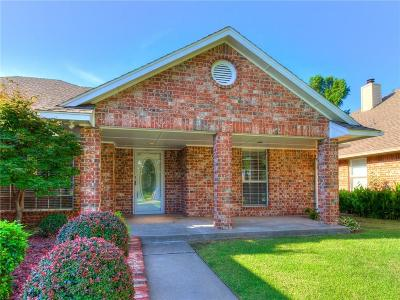 Oklahoma City Single Family Home For Sale: 8316 NW 70th Street