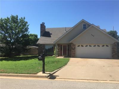 Elk City Single Family Home For Sale: 320 Elkview Drive