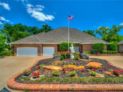 Oklahoma City Single Family Home For Sale: 12632 Val Verde Drive