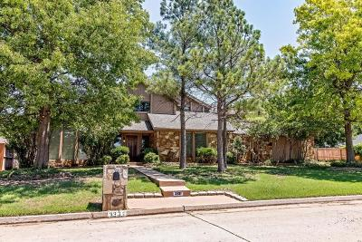 Oklahoma City Single Family Home For Sale: 3331 Stonybrook