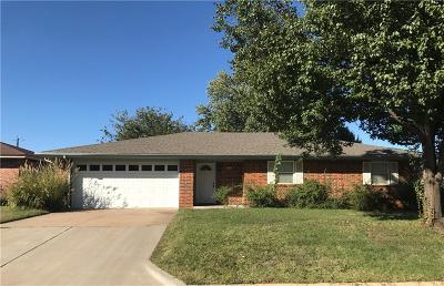 Elk City Single Family Home For Sale: 313 Parkview