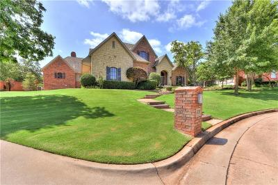 Edmond Single Family Home For Sale: 2608 Arbor Chase