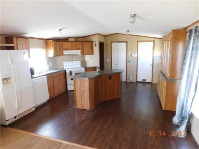 Sayre Single Family Home For Sale: 19324 E 1181 Road
