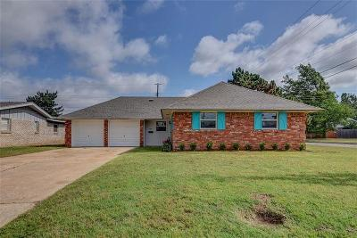 Bethany Single Family Home For Sale: 7501 NW 25th Terrace