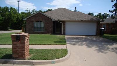 Single Family Home For Sale: 820 Sequoyah Trails Drive