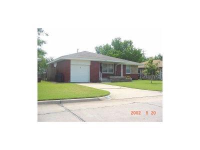 Oklahoma City Single Family Home For Sale: 1300 N Harvard