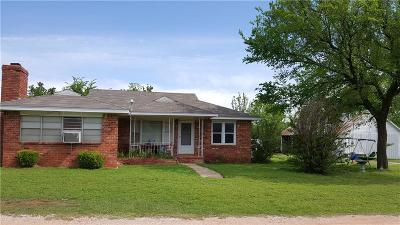 Choctaw Single Family Home For Sale: 13701 SE 59th