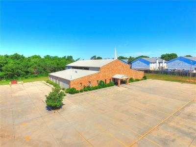 Commercial For Sale: 1391 N Midwest Blvd