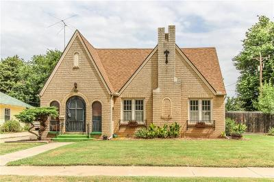 Norman Single Family Home For Sale: 407 Keith