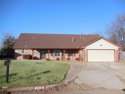 Oklahoma City Single Family Home For Sale: 6221 NW 77th Street