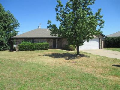 Chickasha Single Family Home For Sale: 3204 Park Avenue