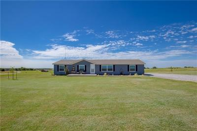 Chickasha Single Family Home For Sale: 1431 County Road 1344