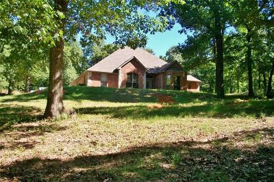 Choctaw Single Family Home For Sale: 10300 S Triple X