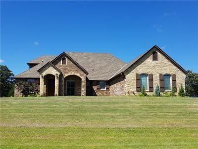 Newalla Single Family Home For Sale