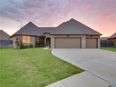 Single Family Home For Sale: 17309 Woodvine Drive