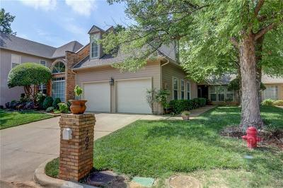 Edmond Condo/Townhouse For Sale: 702 Aberdeen Road