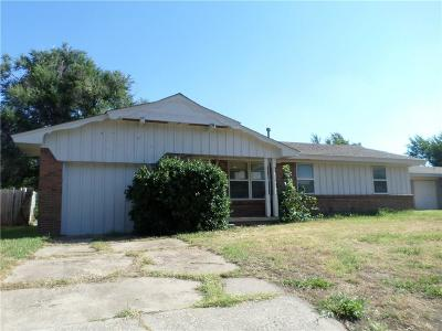 Single Family Home Sale Pending: 6905 NW 60th Street