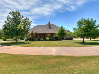 Guthrie Single Family Home For Sale: 9851 S Western