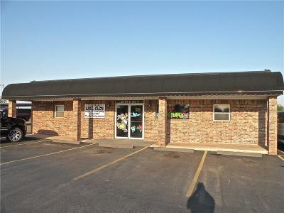 Moore Commercial For Sale: 2230 N Janeway Avenue