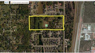 Edmond Residential Lots & Land For Sale: 321 N Sooner