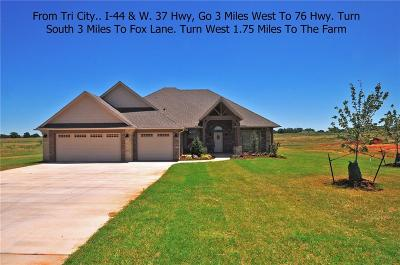 Blanchard Single Family Home For Sale: 981 County Street 2982