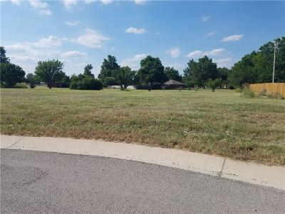 Tuttle Residential Lots & Land For Sale: 503 Cantebury Drive